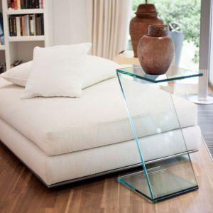 Petschenig Glasmöbel Tisch