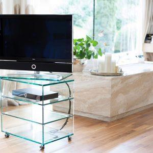 Petschenig Glasmöbel TV